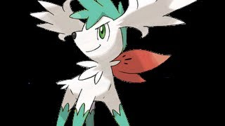 How To Catch/Get Shiny Shaymin In Pokemon Black And White