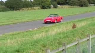 Scimitar Sabre at Curborough Sprint Circuit. (1)
