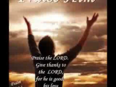 Gospel praise and worship songs lyrics