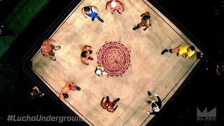 Lucha Underground: Aztec Medallion Battle Royal