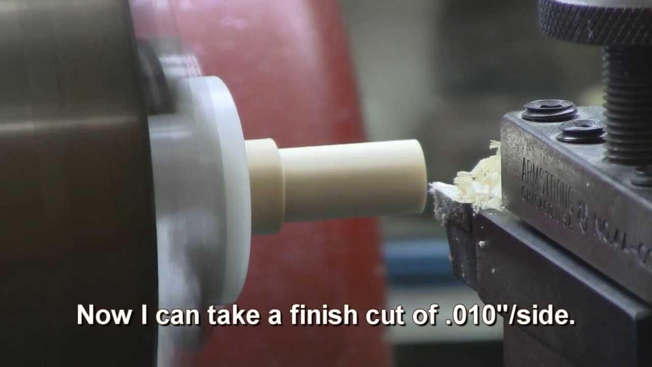 Cue Making Tenon Threading Amp Ferrule Installation Youtube