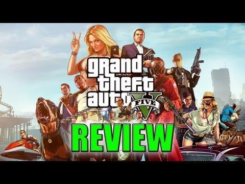 SomeOrdinaryReviews - Grand Theft Auto V (PS3/360),
