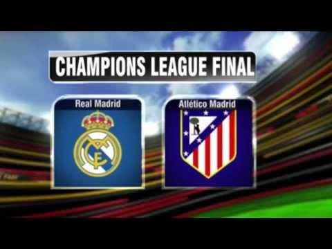 Real Madrid vs Atletico Madrid - Champions League Final Promo - 2014