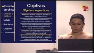 Relación entre el divorcio de los padres y la conducta sexual en adolescentes españoles