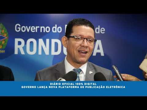 Inovação e economia com Diário Oficial 100% digital