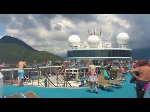 Costa Classica nel fiordo di Kotor