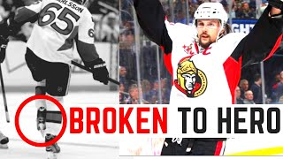 NHL Players That Played Through TERRIBLE INJURIES During The Playoffs