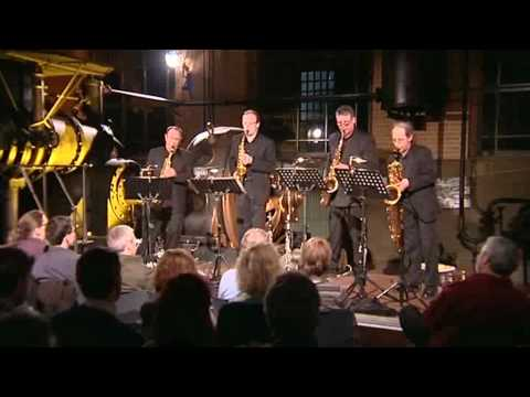 English Suite – SaxCool Live
