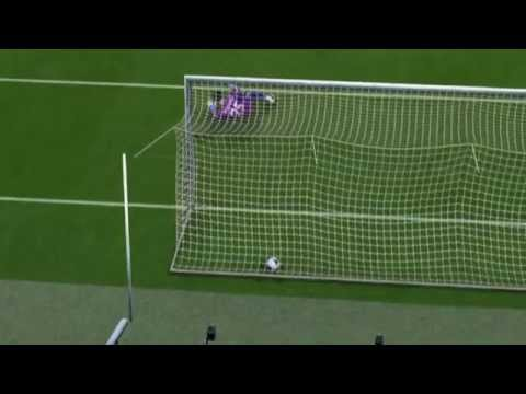 Arjen Robben goal from long long range