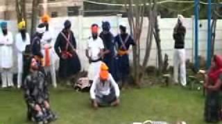 Vaisakhi Celebration 2011 at Johannesburg Gurudwara Sahib