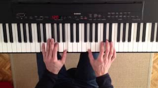 Curso De Acordes Para Piano. Clase 5. Cómo Construir Una