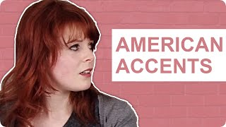 Irish People Try Different American Accents