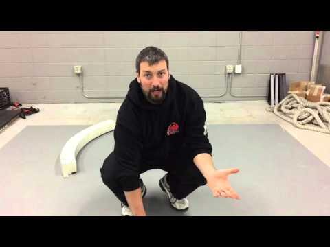 Part 2 Building Our Indoor Throwing Area | Primal Athlete Training Center | Cranston, RI