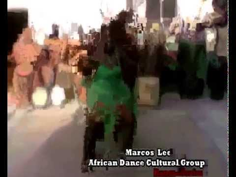marcos lee african dance cultural group