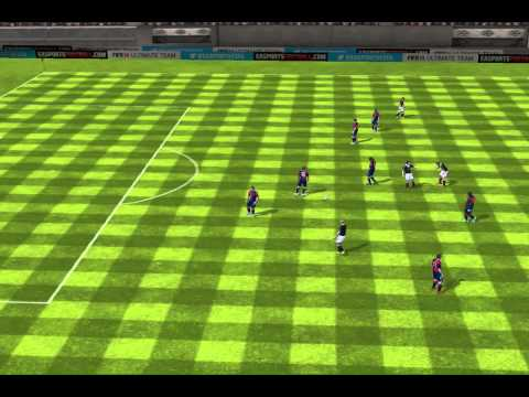 FIFA 14 iPhone/iPad - Sherlock Holmes vs. Cagliari