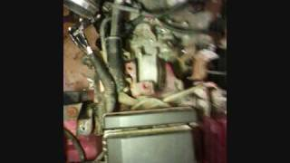 2003 Mitsubishi Eclipse RS- Changing Clutch And Ball