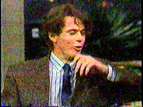 C  Thomas Howell @ The Pat Sajak Show 1988