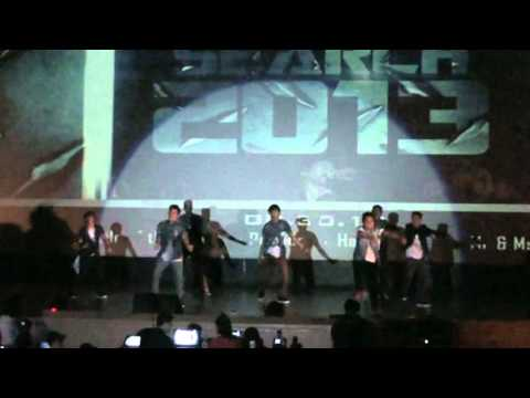 Intensity Dance Crew 2013  - STI Caloocan