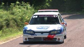 Vid�o Rallye de la C�te Roannaise 2013 par Video42 (3937 vues)