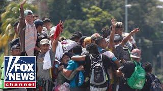 'The Five' reacts to growing migrant caravan crisis