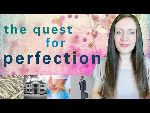 The Quest For Perfection (As A Cardboard Cutout). Free Your Consciousness Now.