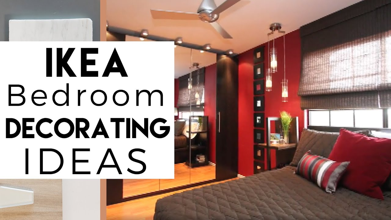 Interior design best ikea bedroom decorating ideas youtube - How to design a small bedroom layout ...