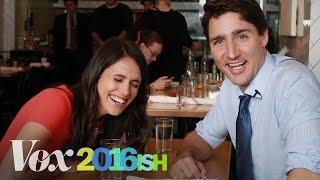 Justin Trudeau is pretty sure you won't move to Canada