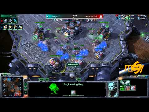 CYT Open II - quarterfinals - exeflower vs patjuh g1