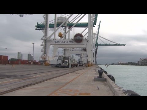 Miami pays attention to the Panama Canal