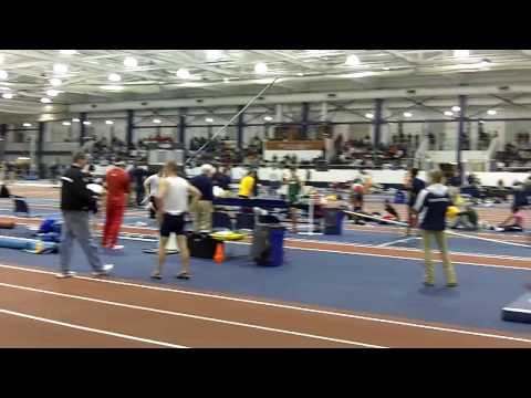 PSU National Pole Vault David Patzer
