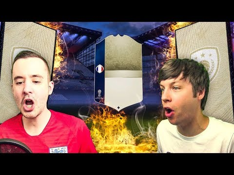 ICONS IN PACKS EVERYWHERE!!! - FIFA 18 ULTIMATE TEAM WORLD CUP PACK OPENING