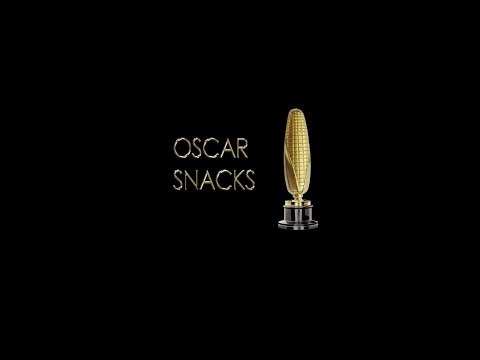 ReenSnackments - 2014 Academy Awards (Oscar Snacks)
