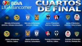 Ya Hay Horarios Para Los Cuartos De Final De La Liguilla