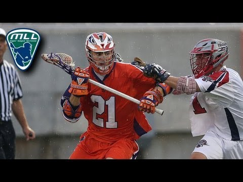 MLL Week 12 Highlights: Cannons vs Nationals