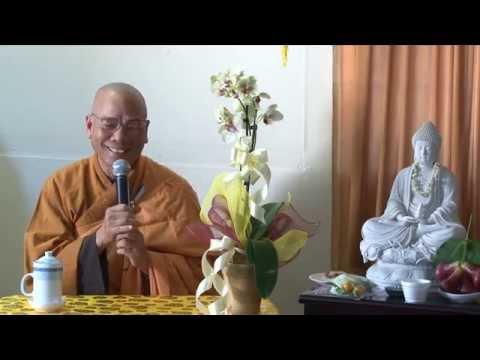 Pháp Thoại của H.T Thích Minh Dung tại Chùa Phổ Linh ngày 2/11/2014