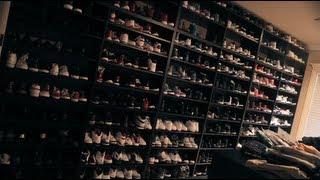 """A """"Sneak Peek"""" Inside Stephen Jackson's Sneaker Closet"""