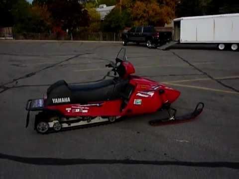Yamaha Phazer Mountain Lite Specs