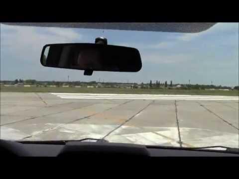 Vizita la Aeroportul International Mărculești