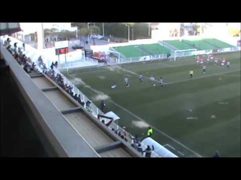 Portimonense 2-1 CF Uniao Madeira