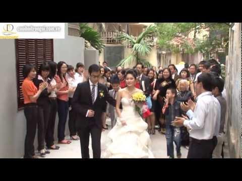 Đám cưới Đức Tuấn - Phương Anh- cuoi hoi tron goi.mpg