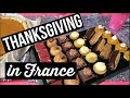 Thanksgiving Black Friday in France VLOG