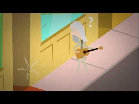 Eu Nasci Há 10 Mil Anos Atrás - Raul Seixas | Animação