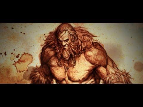 Diablo III 'Barbarian' Trailer