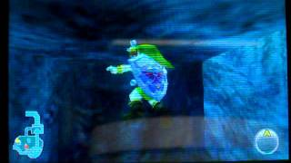 Ocarina Of Time 3DS: Secret In Zoras Fountain Still There