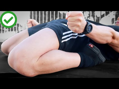 The Most Effective Bodyweight LEG Exercise (STRENGTH + SIZE + FLEXIBILITY)