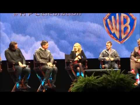 2014 A Celebration of Harry Potter Evanna Lynch Luna Lovegood Q & A at Universal Studios Florida