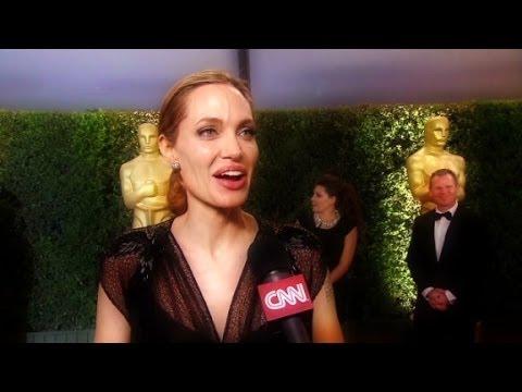 Angelina Jolie's family time
