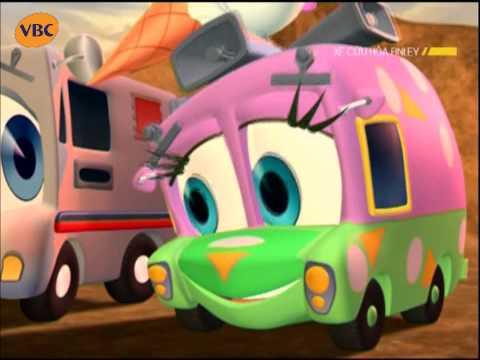 Xe cứu hỏa Finley - VBC Channel