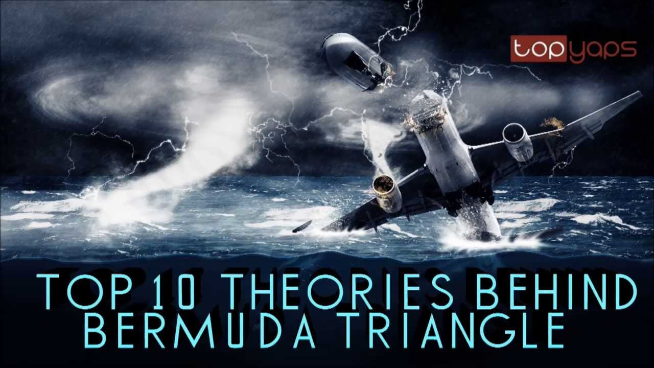 the conspiracy theories behind the bermuda triangle Weird nature 9 mind blowing, but still probable, conspiracy theories involving   fiction, leading to the birth of conspiracy theories about the powerful ocean   is the one that suggests that atlantis was sucked into the bermuda triangle,.