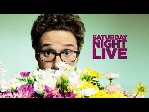 Seth Rogen SNL Monologue - James Franco, Zooey Deschanel, Taylor Swift